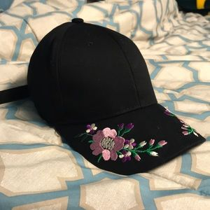 Accessories - Embroidered Hat